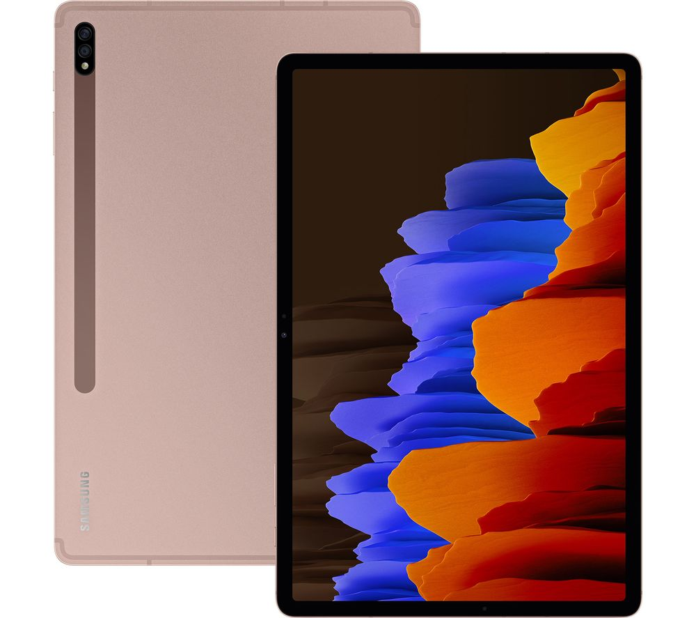 Samsung Galaxy Tab S7+ 5G price feature and reviews in bd