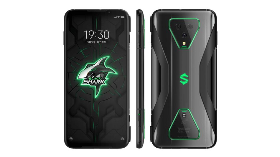 Xiaomi Black Shark 3 Pro price feature and reviews in bd