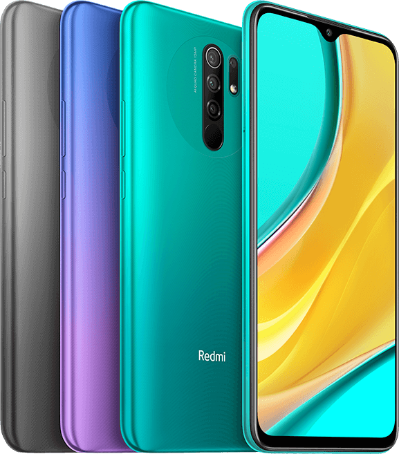 Xiaomi Redmi 9 price feature and reviews in bd