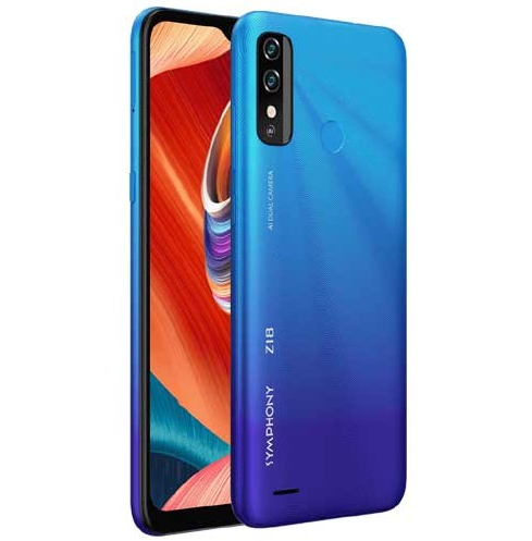 Symphony Z18 price feature and reviews in bd