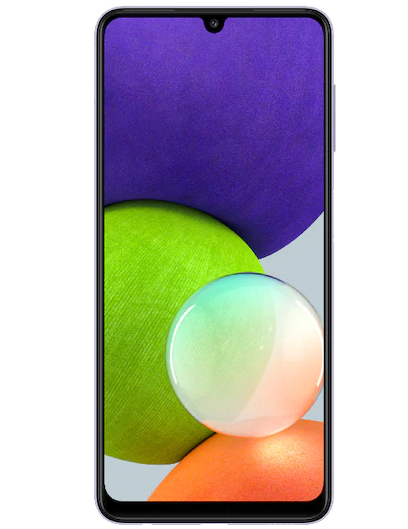 Samsung Galaxy A22 price feature and reviews in bd