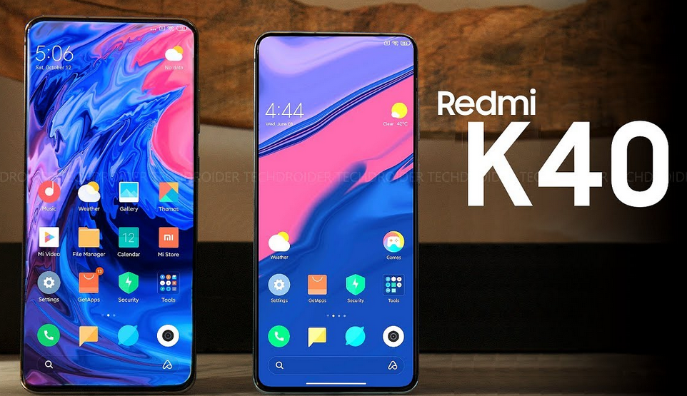 Xiaomi Redmi K40 price feature and reviews in bd