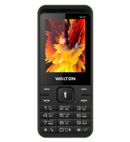 Walton Feature Phone ML19 price feature and reviews in bd