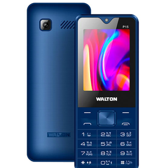Walton Feature Phone P15 price feature and reviews in bd