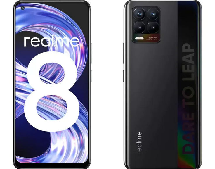 Realme 8 price feature and reviews in bd