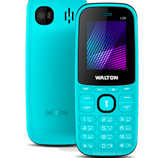 Walton Feature Phone Olivo L29price feature and reviews in bd