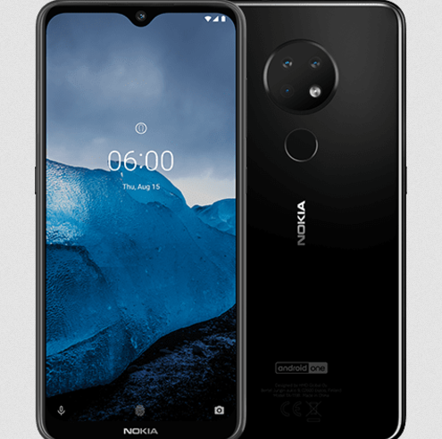 Nokia 6.2 price feature and reviews in bd